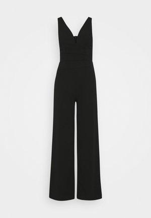 TATUM V NECK  - Jumpsuit - black