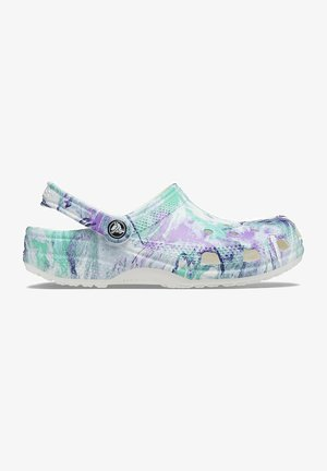 CLASSIC OUT OF THIS WORLD - Clogs - white/multi
