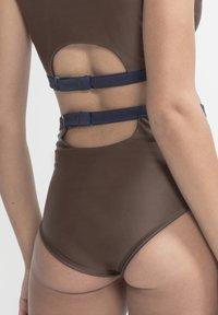 boochen - ENOSHIMA - Bikini bottoms - dark blue - 4