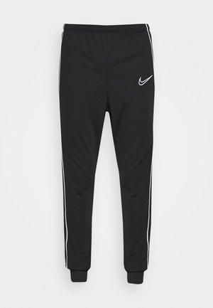 ACADEMY PANT - Pantalones deportivos - black/white
