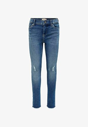 SKINNY FIT - Jeans Skinny Fit - medium blue denim