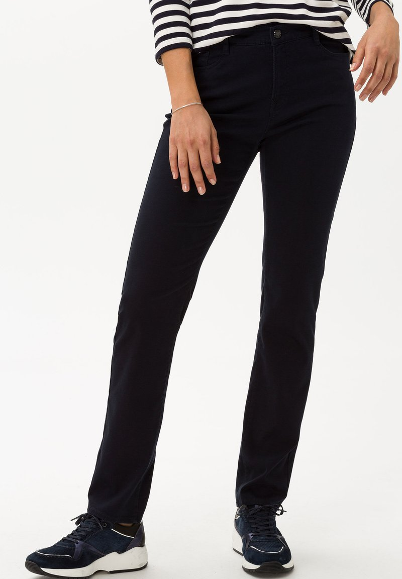 BRAX - STYLE MARY - Trousers - navy