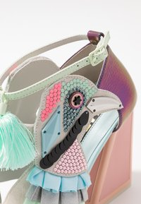 Kat Maconie - AYA - High heeled sandals - pebble/multicolor - 2