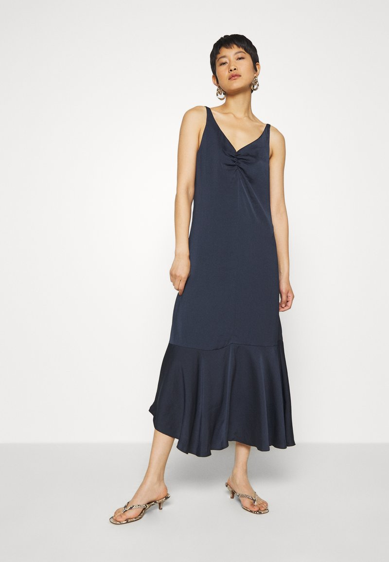 Samsøe Samsøe - ESMEE DRESS - Vestido informal - sky captain