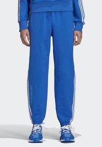 adidas Originals - NINJA PANT UNISEX - Tracksuit bottoms - blue - 1