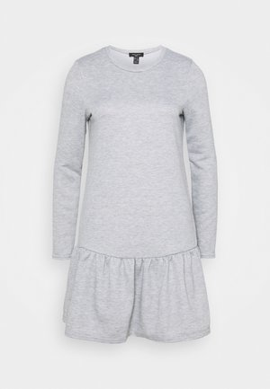 DROP RESS - Day dress - grey niu