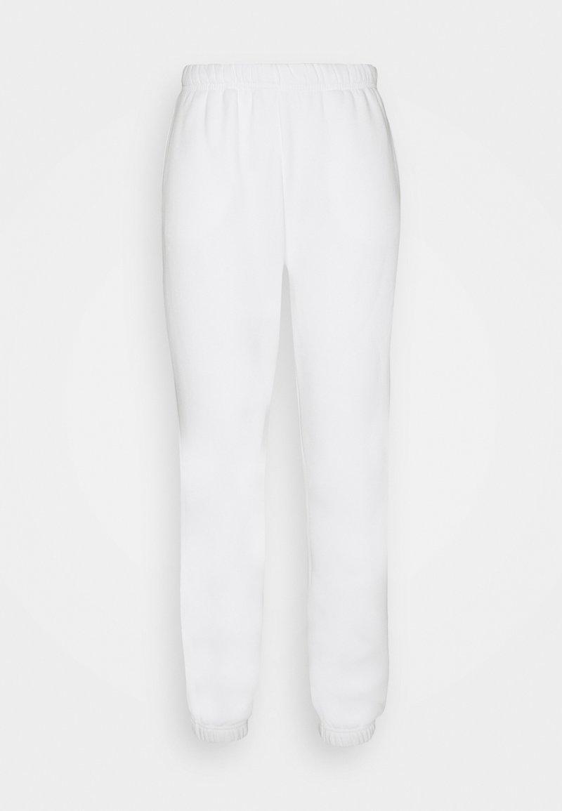 Gina Tricot Tall - BASIC  - Pantalon de survêtement - offwhite