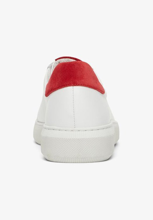 Bianco Sneaker low - red/rot - Herrenschuhe xs9XU