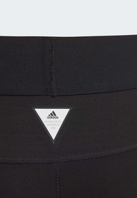 adidas Performance - THE FUTURE TODAY LEGGINGS - Legginsy - black - 4