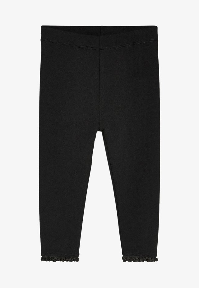 BASIC  - Legginsy - black
