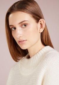 Maria Black - TWIN MEDI EARCUFF - Earrings - gold-coloured - 1