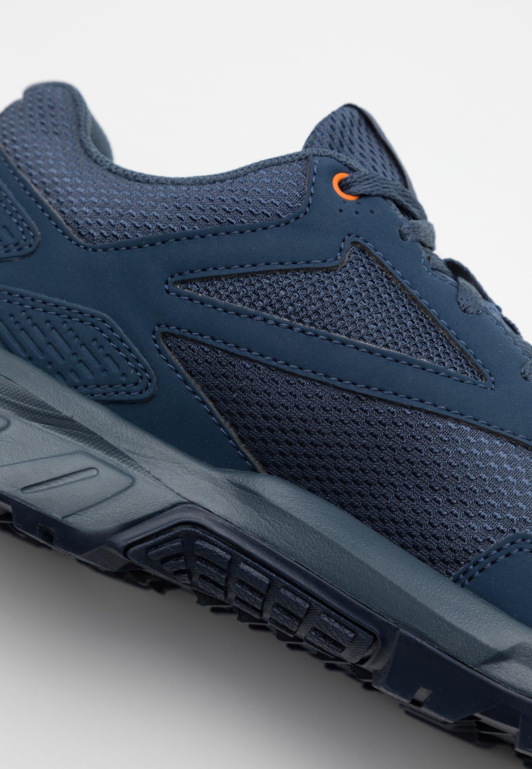 reebok navy sports shoes