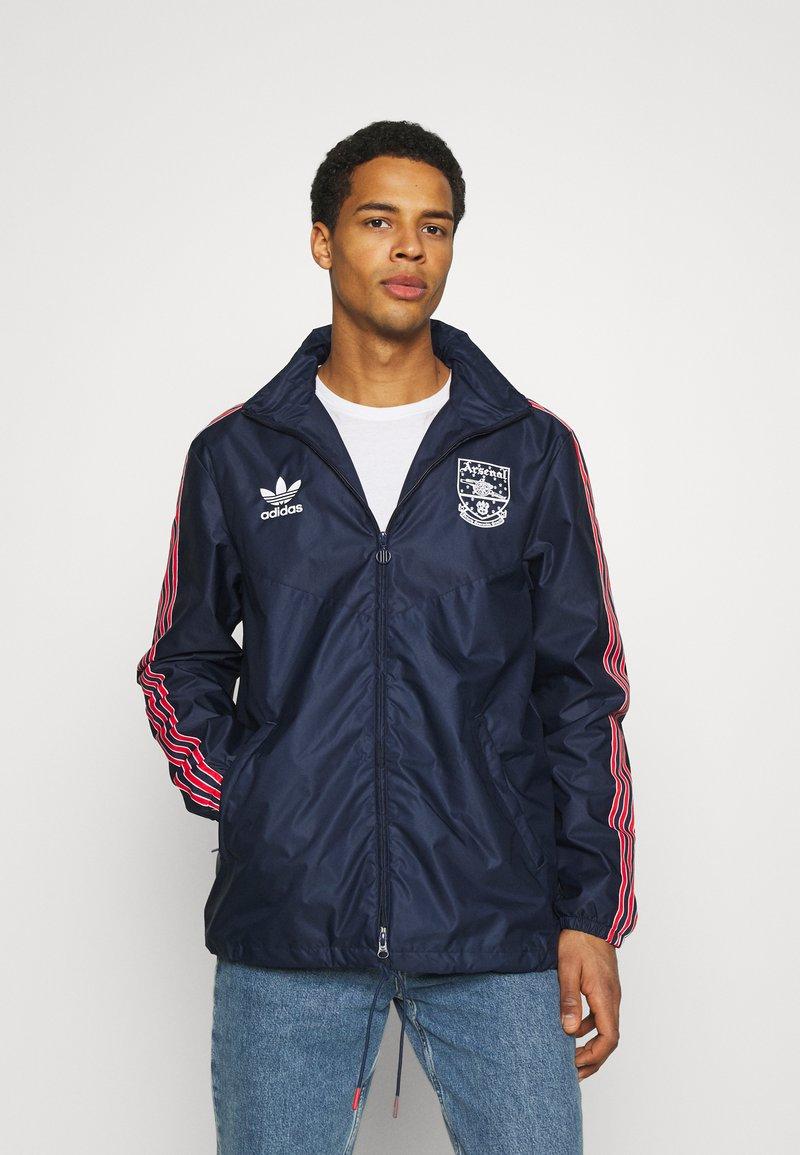 adidas Originals - Summer jacket - collegiate navy