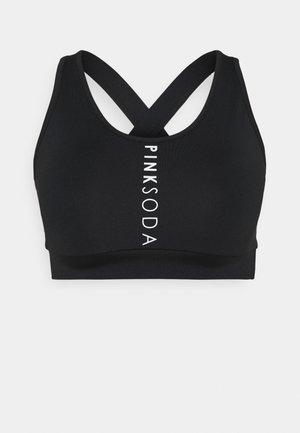 ALLEY BRA - Sports bra - black