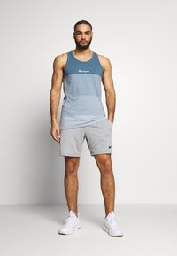 Champion - ROCHESTER ECO SOUL SHIRT - Top - light blue - 1