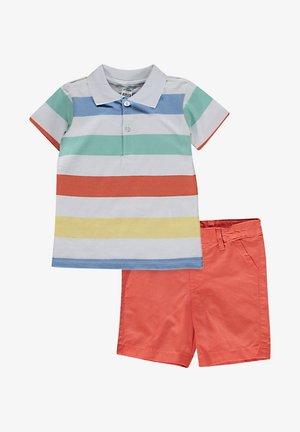 2-TEILIG - Shorts - blue