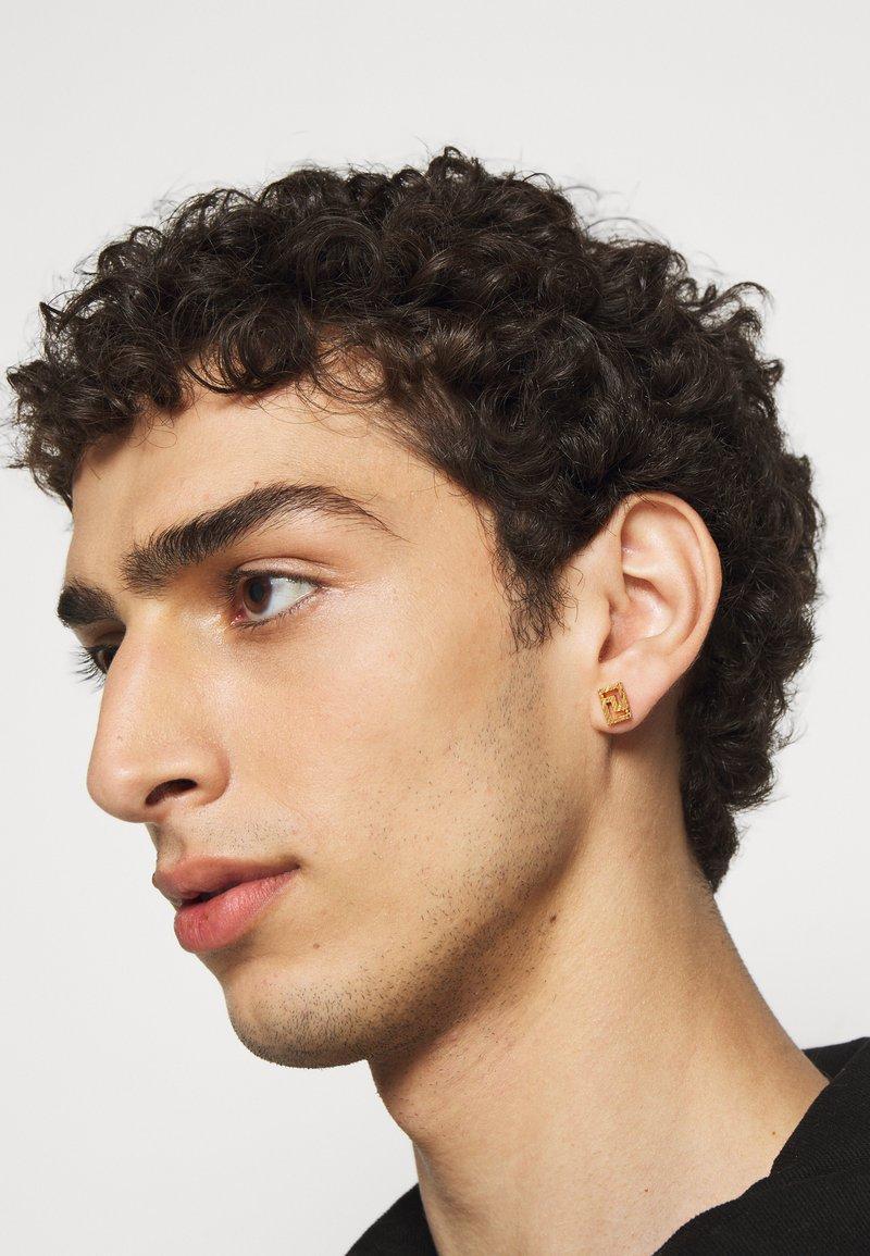 Versace - UNISEX - Earrings - oro tribute
