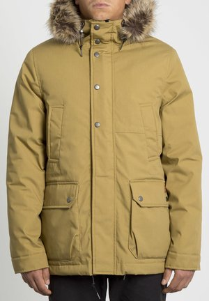 LIDWARD 5K JACKET - Winter jacket - dark_khaki