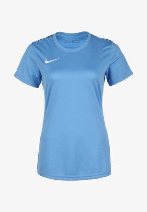 PARK VII - Sports shirt - blue / white