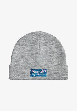 Beanie - heather grey
