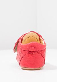 Froddo - NATUREE CLASSIC MEDIUM FIT - First shoes - rot - 3