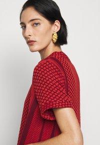 CECILIE copenhagen - DRESS - Day dress - safran - 5