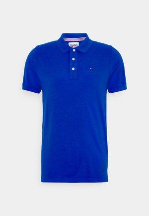 ORIGINAL FINE SLIM FIT - Polo shirt - blue