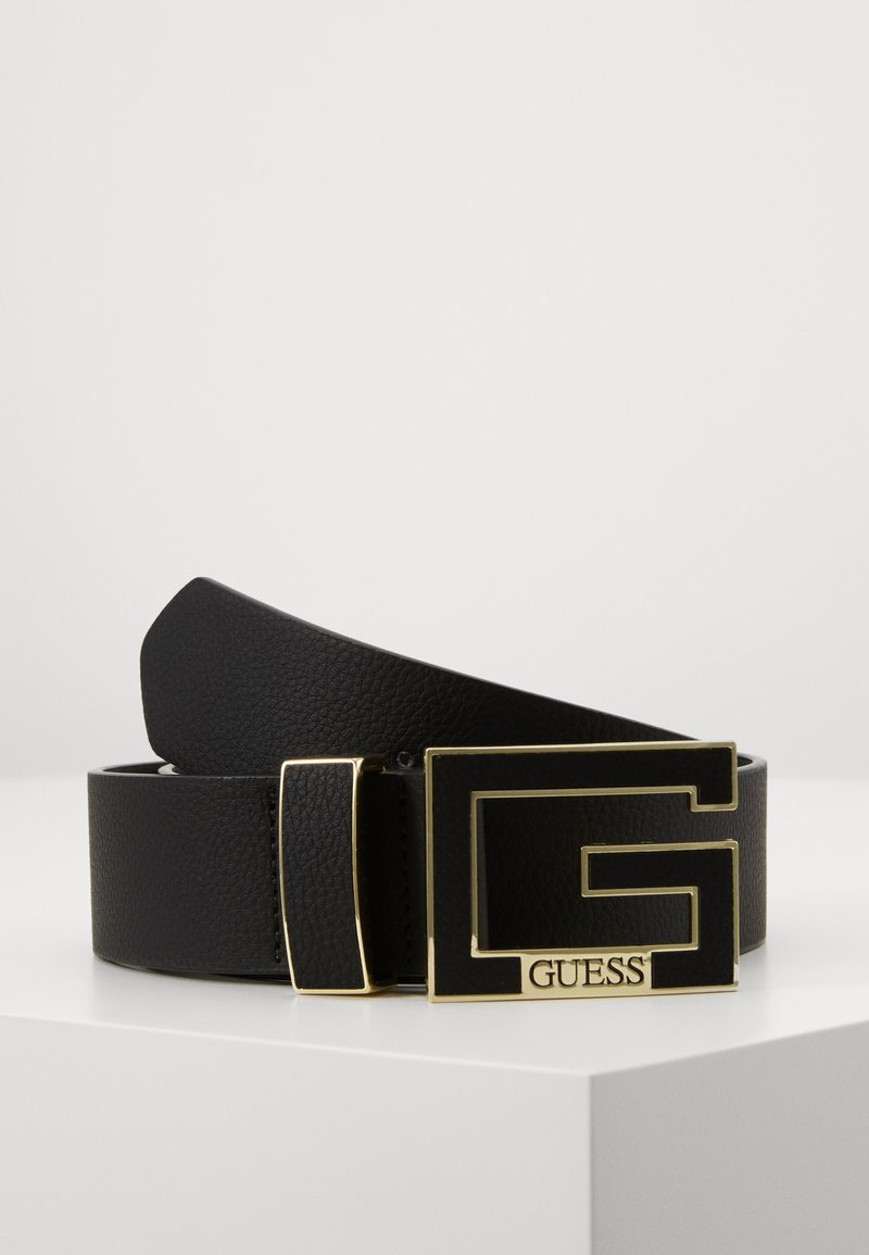 Guess - PANT BELT - Belt - black