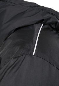 adidas Performance - CORE 18 STADIUM JACKET - Regnjacka - black/white - 2