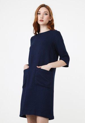 MILANIA - Day dress - blau