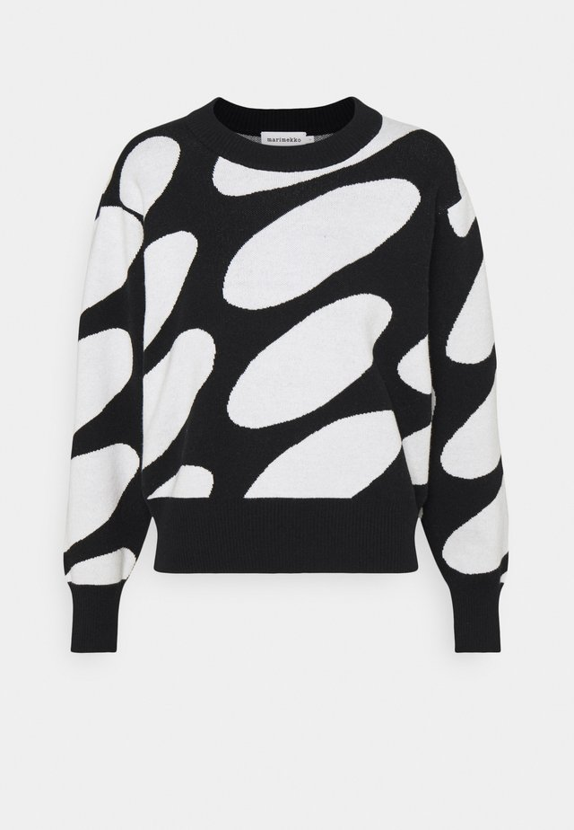 KORKEA LINSSI  - Jumper - black/off-white