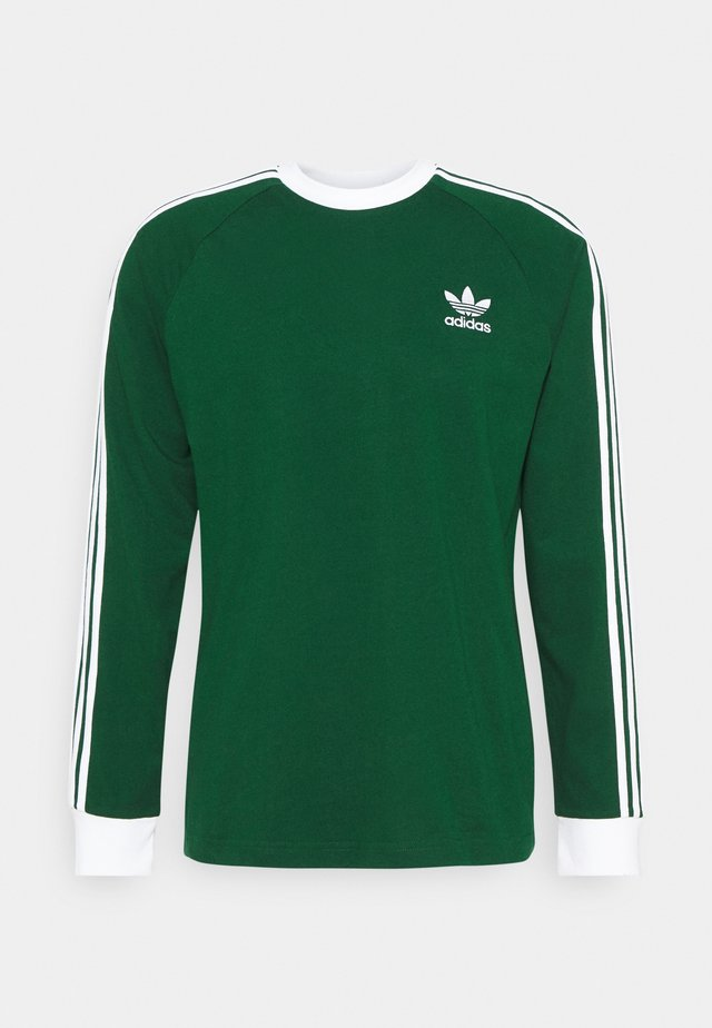 3 STRIPES UNISEX - Langarmshirt - dark green