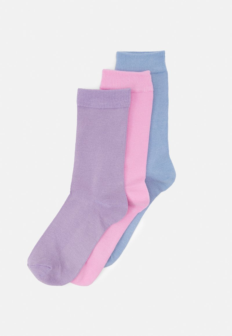 Wild Feet - TRAINER SOCKS 3 PACK - Sokken - multicoloured
