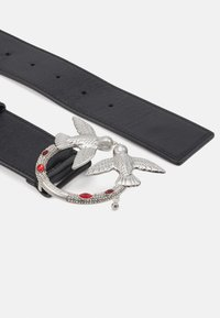 Pinko - BERRY JEWEL BELT - Belt - black - 4