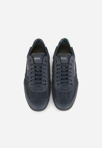 BOSS - Sneakers laag - dark blue - 3