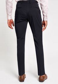 River Island - Trousers - navy - 2