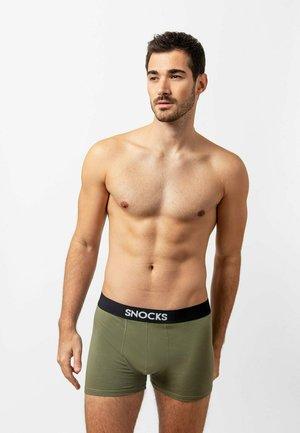 BOXERSHORTS - 6 PACK - Pants - olive