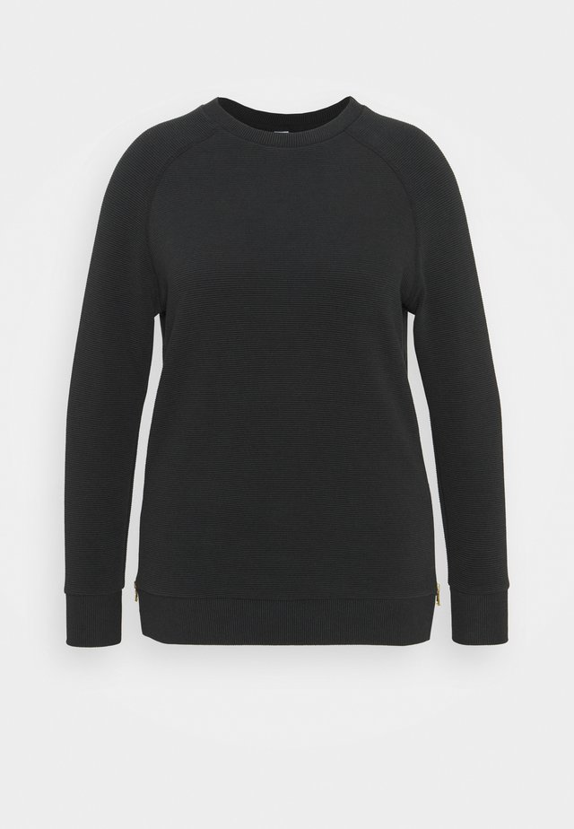 MANNING - Sweater - black