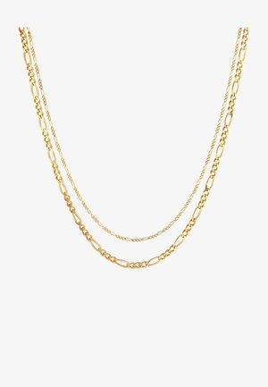 LAYERING LOOK - Necklace - gold