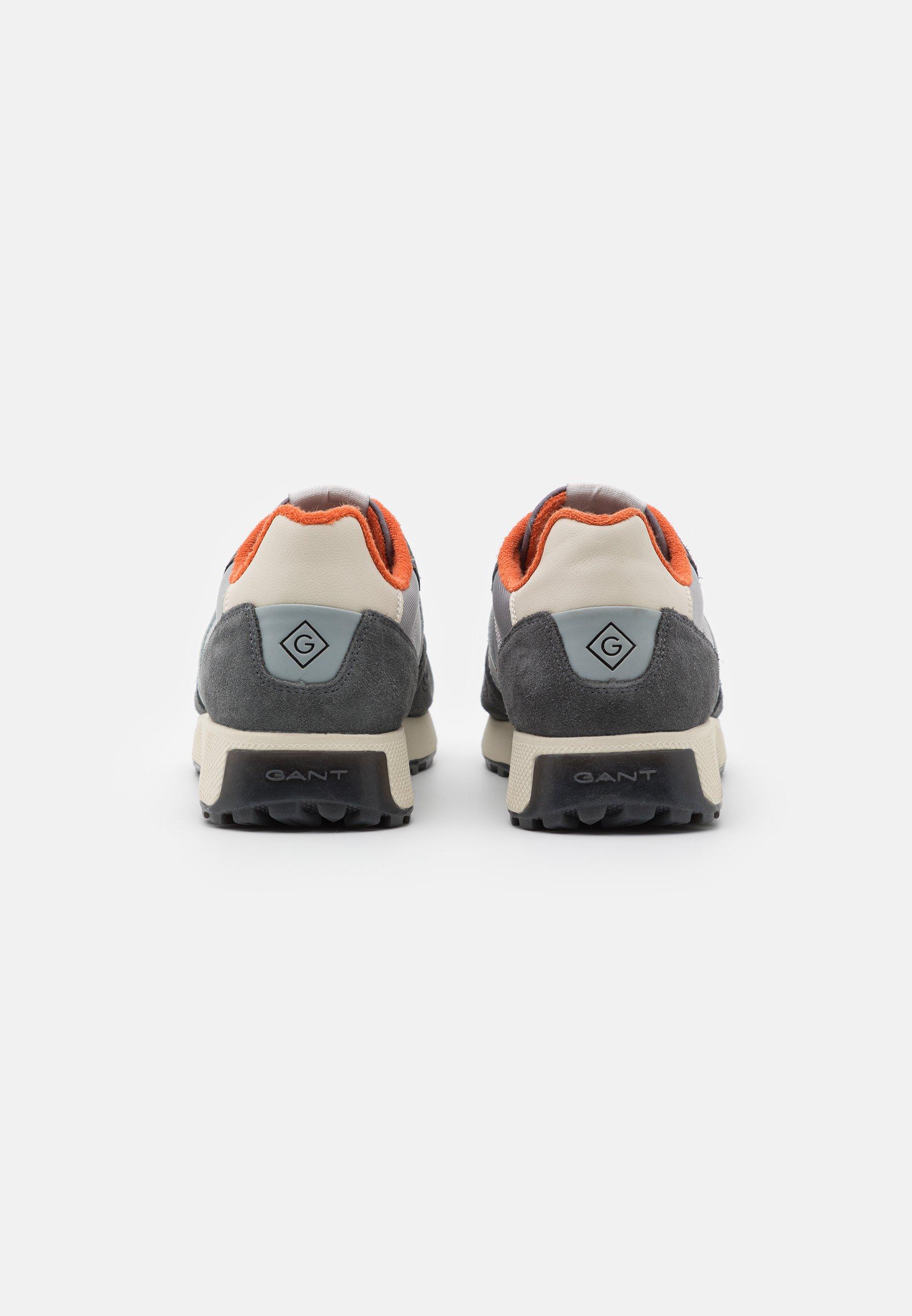 GANT GAROLD - Sneaker low - mid gray/grau - Herrenschuhe 4tGuo