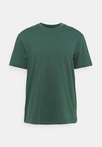 CREW  - Basic T-shirt - district green
