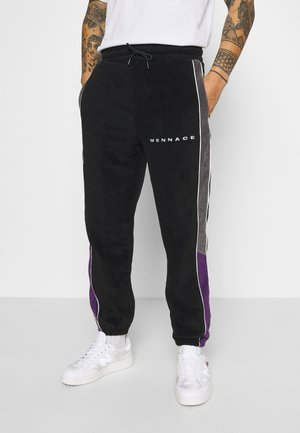 LEG SIGNATURE POLAR JOGGER - Tracksuit bottoms - black