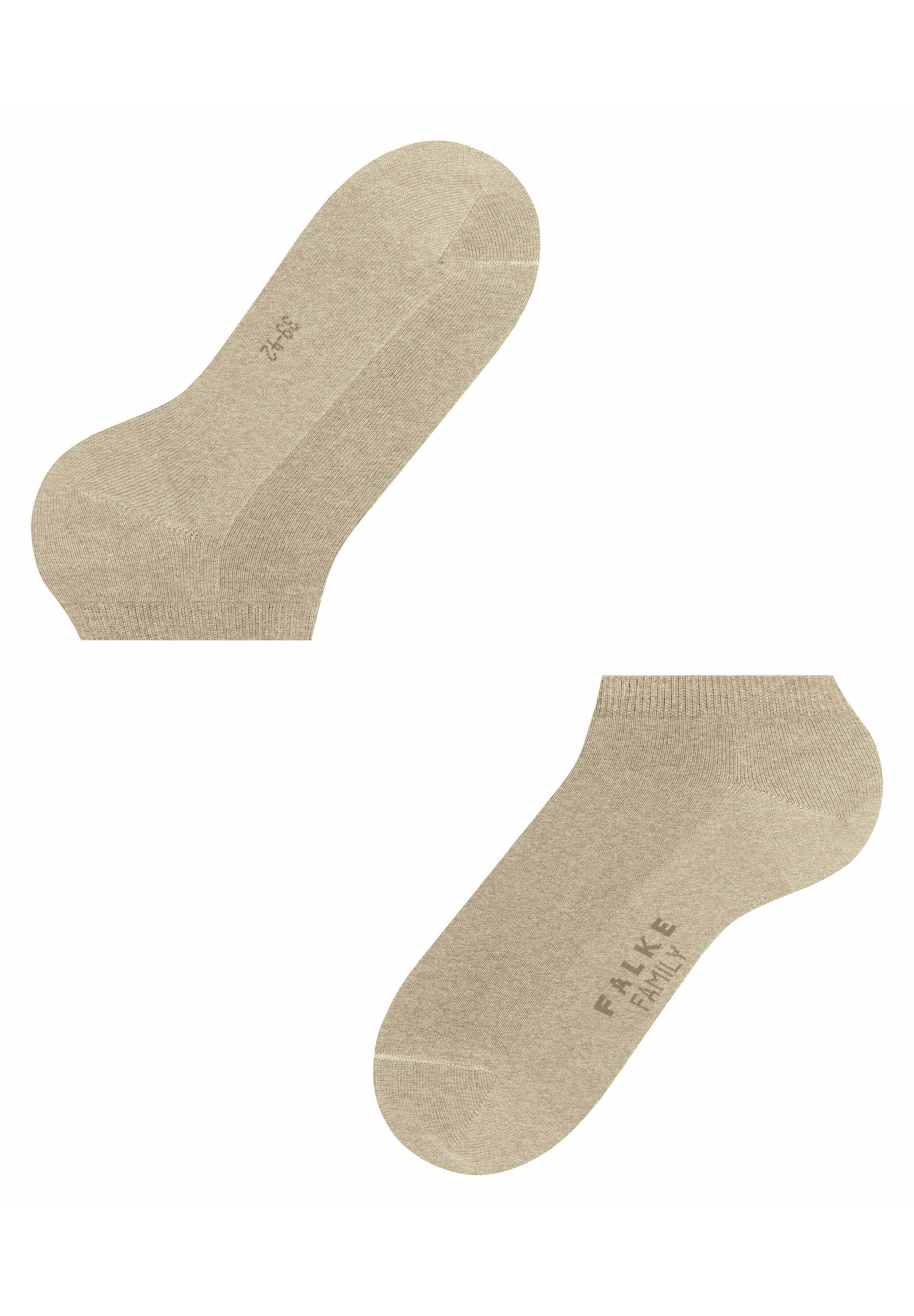 Homme FAMILY - Chaussettes - sand mel.