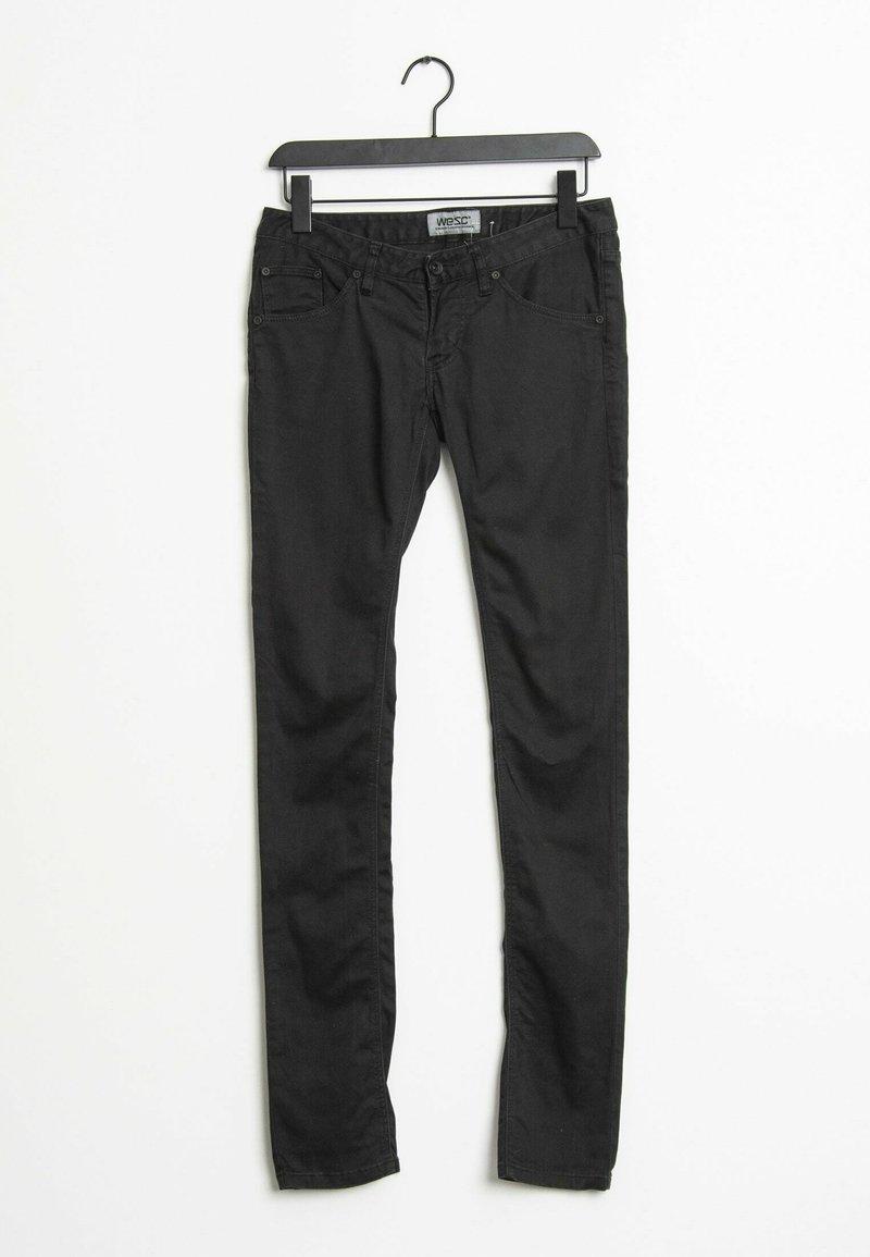 WeSC - Slim fit jeans - black