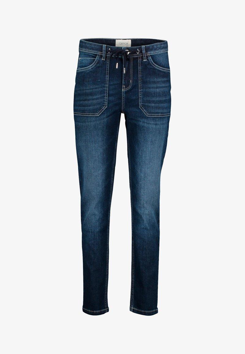 Cartoon - Slim fit jeans - dark blue denim