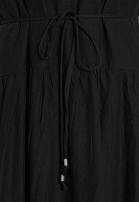 ONLY - ONLVIVI DRESS - Długa sukienka - black - 2