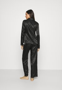 Boux Avenue - DARCIE REVERE PANT SET - Pyjamas - black - 2