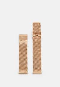 Cluse - STRAP - Příslušenství khodinkám - rose gold-coloured - 0