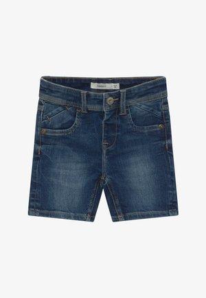 NMMRYAN - Denim shorts - medium blue denim