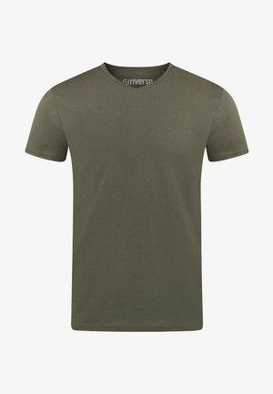 Basic T-shirt - ivy olive